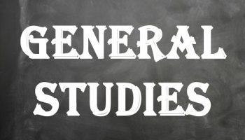 General Studies Notes