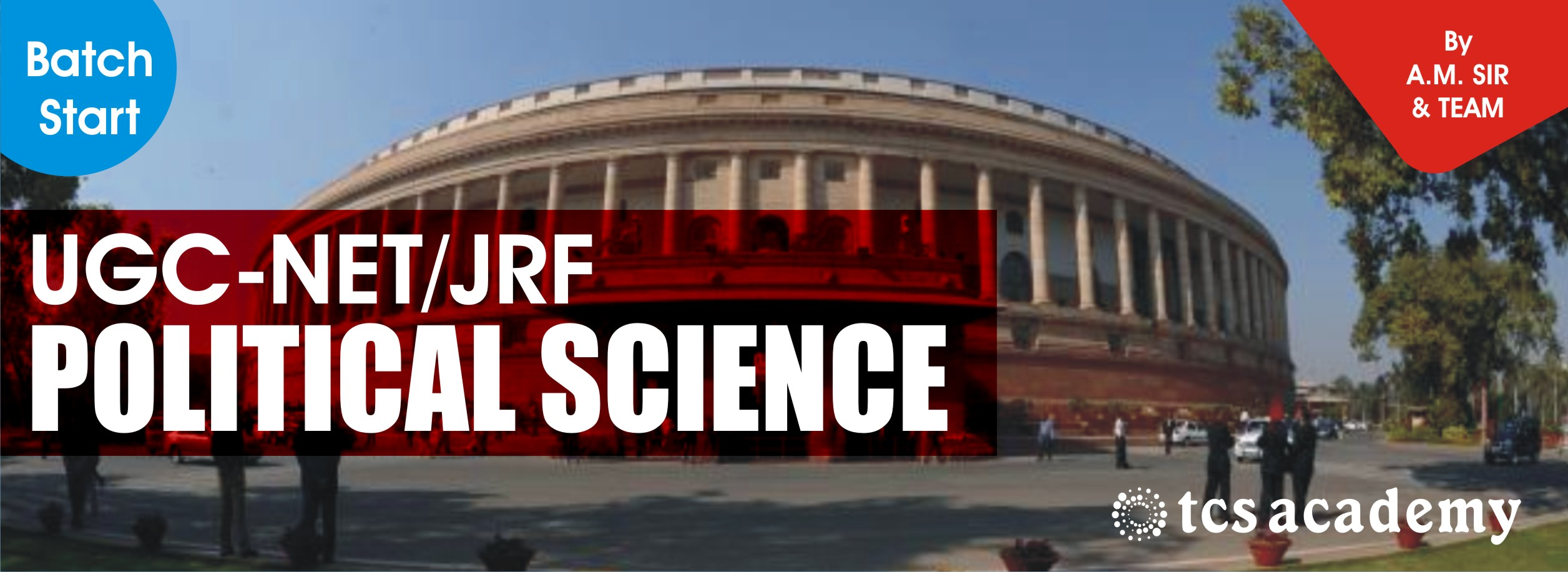 UGC NET JRF Political Science