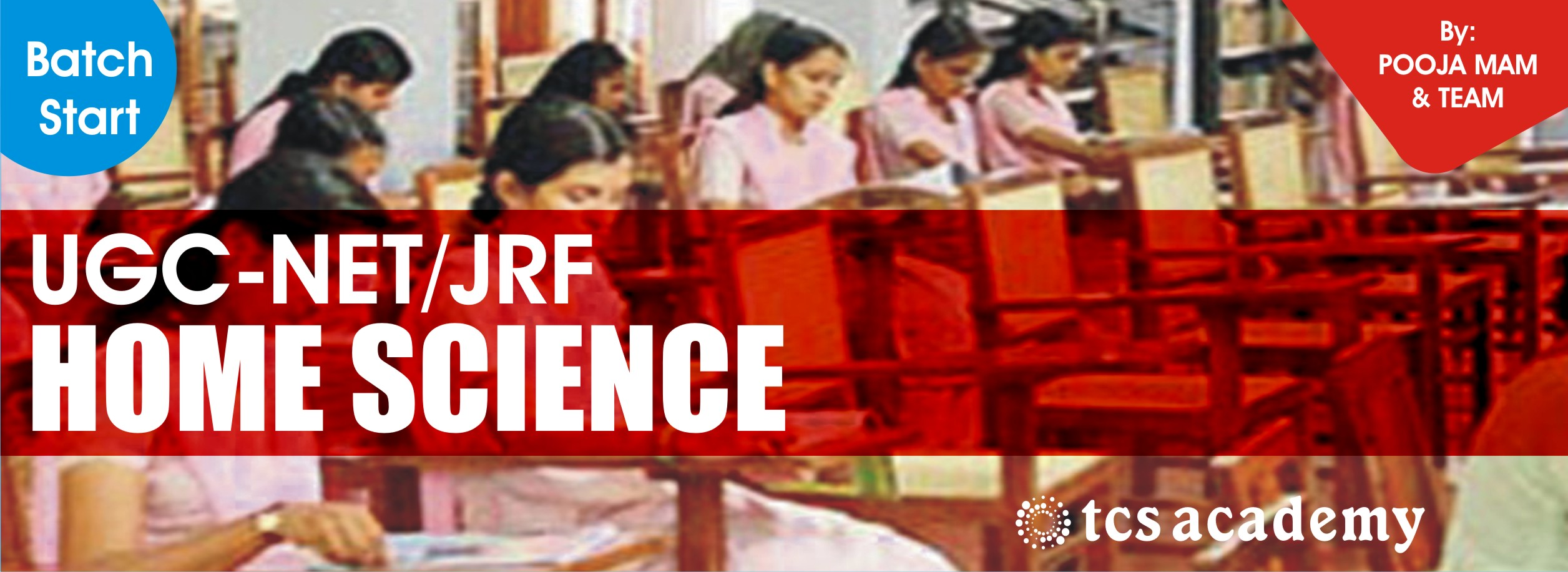 UGC NET JRF Home Science