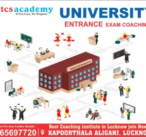 JNU,BHU,LU,Bed Entrance Exam Coaching in Lucknow : Tcs Academy
