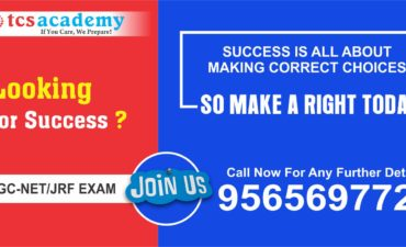 UGC NET Coaching in Varanasi : TCS ACADEMY