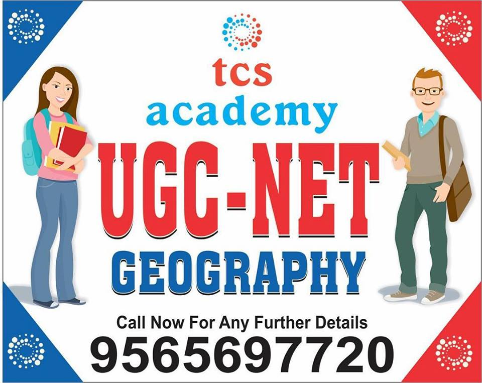 TCS ACADEMY-UGC NET GEOGRAPHY COACHING