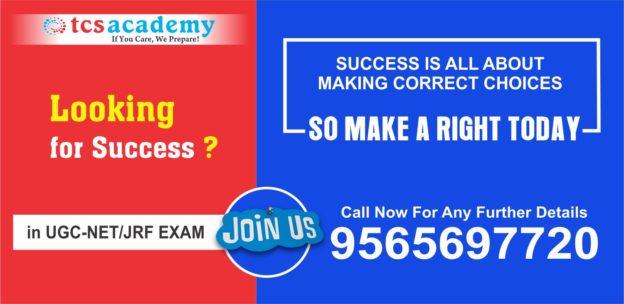 UGC NET Coaching in Varanasi : TCS ACADEMY
